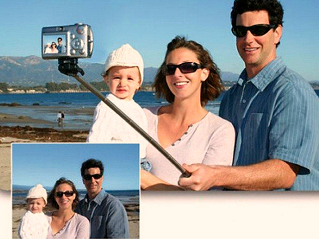Extendable-Handheld-Selfie-Stick